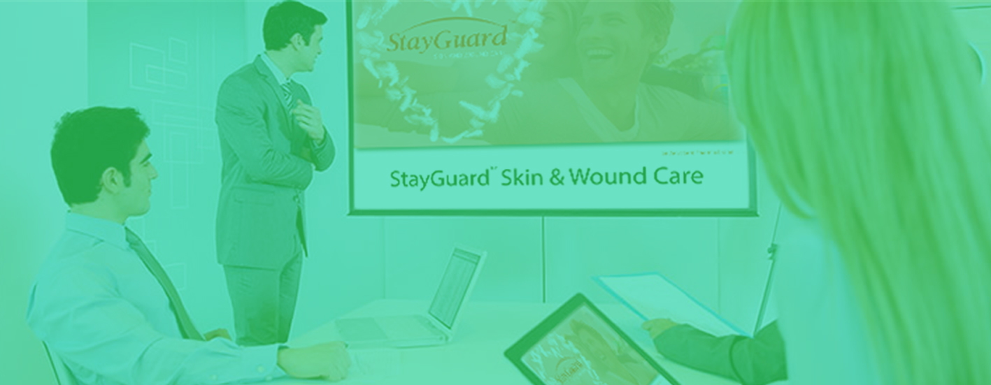 About StayGuard Skin and Wound Care