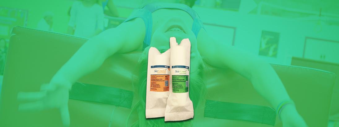 StayGuard Skin & Wound Care Gauze Bandages Usage
