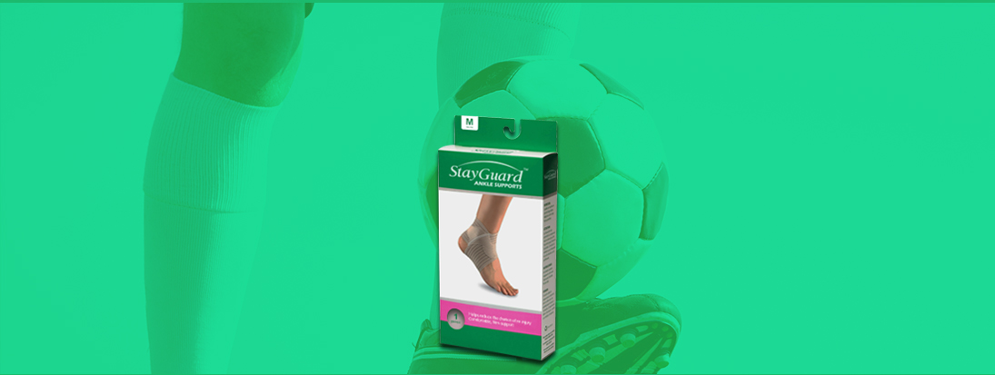 StayGuard Skin & Wound Care Ankle Supports Usage